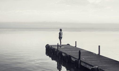 Si calmo las aguas de mi mente, el universo se manifestará en mi ser