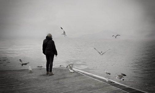 """Fue en aquél lugar cuando recibí el consejo:  """" No intentes comprender la vida, simplemente vívela """""""